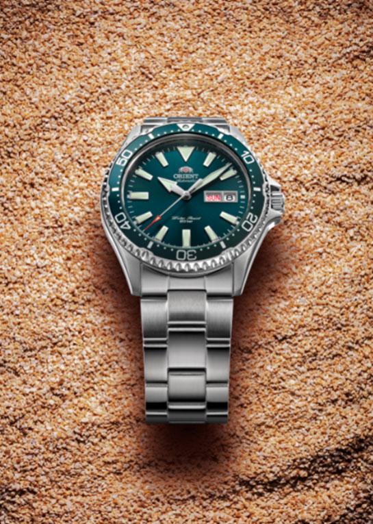 Nowości w bestsellerowej kolekcji zegarków nurkowych ORIENT Sports Diver