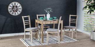 Jak wybrać drewniany stół do jadalni?