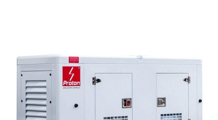 prądotwórcze agregaty stacjonarne