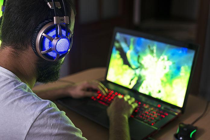laptop gamingowy